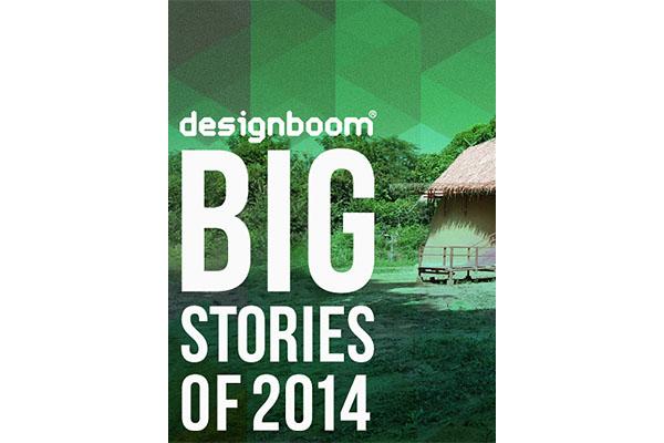 Lesní útulna na designboom.com