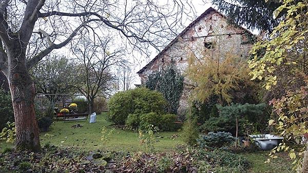 architektonická studie na venkovský rodinný dům v Divišově
