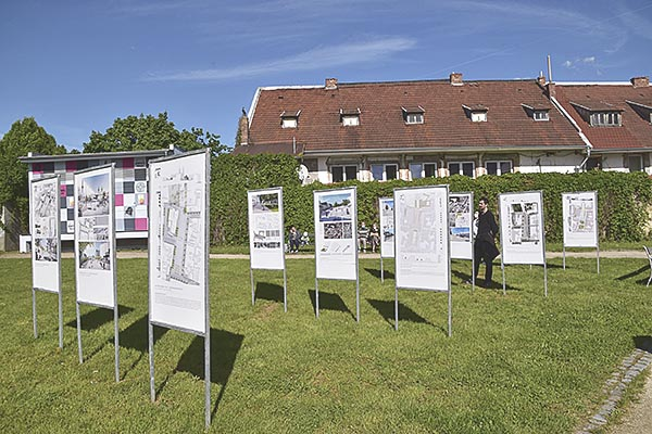 Panský dům, Uherský Brod vernisáž návrhů na úpravu Mariánského Náměstí
